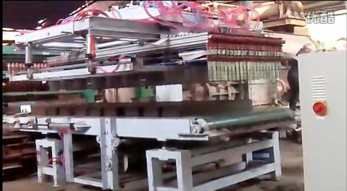 视频: 重庆卓工砖瓦自动化生产线