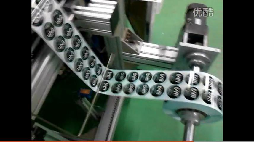 视频: 激光打标自动化视频
